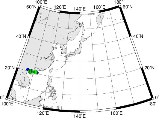 平成28年台風第8号 Tropical Storm Dianmu (2016)